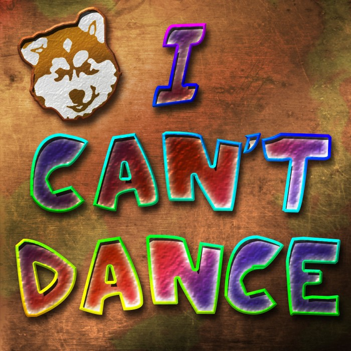 I Can't Dance - Free Track Friday