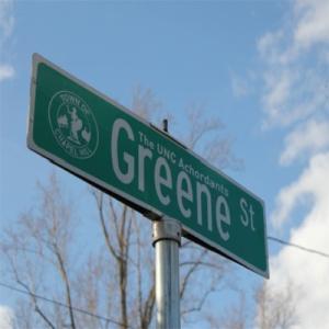 Green St. - The UNC Achordants