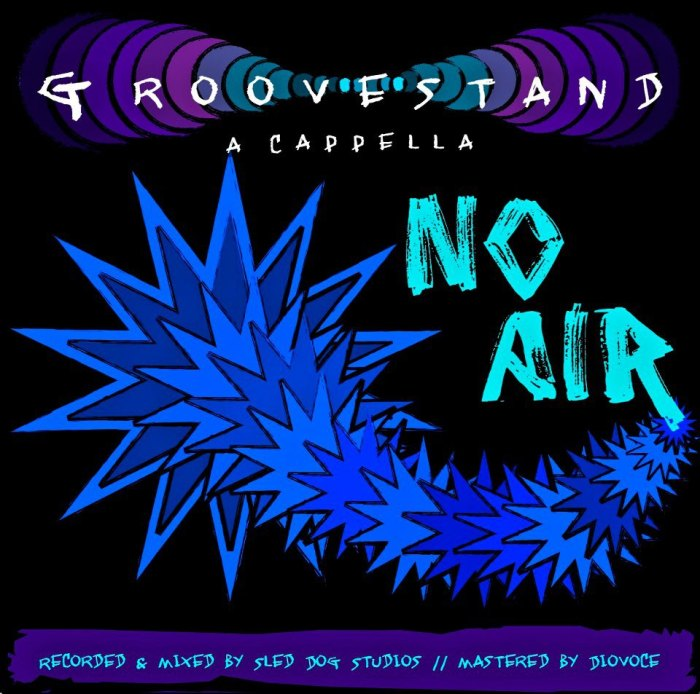 No Air - Groovestand